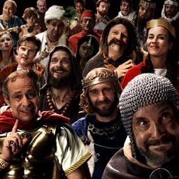 Queques personnages historiques invités dans Confessions d'Histoire