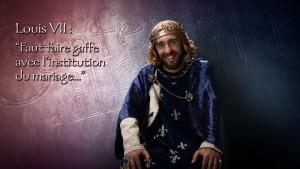 Louis VII - épisode Aliénor & Conséquences
