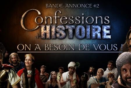Vidéo Présentation Série Confessions d'Histoire